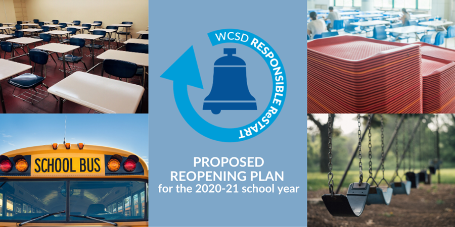 Westerville City School District Responsible Restart plan for the 2020-21 academic year