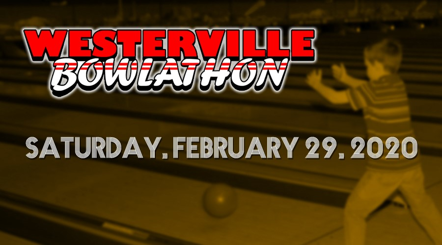 Westerville Community Bowl-a-Thon on Saturday, February 29, 2020, at the Columbus Square Bowling Palace