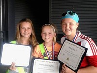 Three Cherrington Students Inducted into the AAA Ohio Safety Patrol Hall of Fame