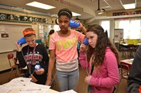 Genoa Students Teach Fouse Fifth Graders about Energy