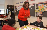 Genoa Eight Graders Learn Practical Lessons during JA Day