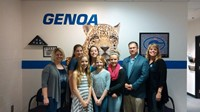 Five Genoa Middle School Students Create House Bill 143