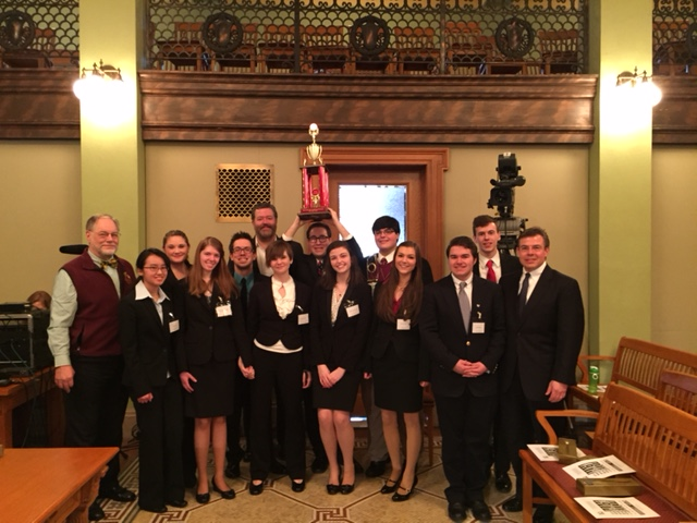 North's Mock Trial Teams