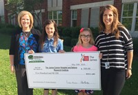 Alcott Fifth Grade Students Raise $500 for Cancer Research