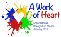 January is School Board Recognition Month
