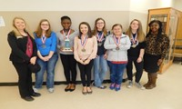 Blendon Middle School Wins Eighth Grade Battle of the Books Competition