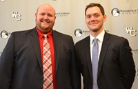 Westerville Central High School Inducts Two into its First Alumni Hall of Fame
