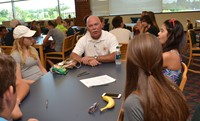 Westerville Central Pupils Gather for Ninth Annual Student Leadership Meeting