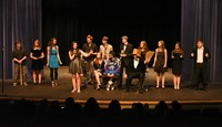 "Audiences Enjoy Westerville Central's ""The Role I've Never Played Cabaret"""