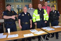 Genoa Police Department Encourages Central Students to Stay Safe during Prom