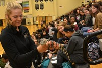 It's a Zoo at Westerville Central High School – Literally!
