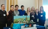Genoa Middle School Team Excels at National Future City Competition
