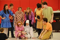 Huber Ridge Students Enjoy Westerville South's <i>Charlie Brown Christmas</i>