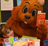 One School, One Book Brings out the Hamster in Everyone at McVay