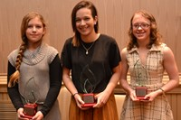 Three Westerville City Schools Students Earn Fouse Awards