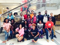 Westerville High School Students Attend OSU Engineering Shadow Day