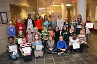 Westerville Parent Council Recognizes PTA Reflections Winners