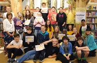 Walnut Springs Students Perform at Barnes & Noble