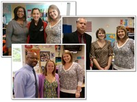 Westerville Education Foundation Names Teachers of the Month for November