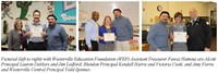 February 2017 Teacher of the Month Recipients