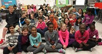 Picture of the Wilder Elementary School student-led service club K-Kids
