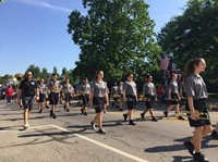 Westerville Central Marching Band