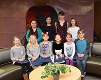 PTA State Reflections Competition Participants