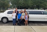 MT student with limo