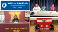National Signing Day Nov. 11