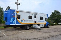 Nationwide Children's Hospital mobile care unit