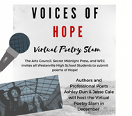 Voice of Hope flyer