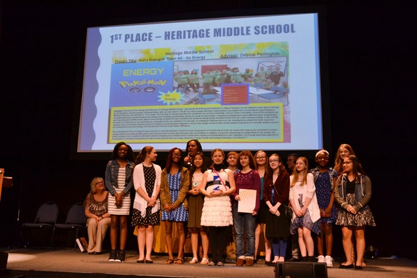 Westerville students earn accolades at OEP's Youth Energy Celebration.