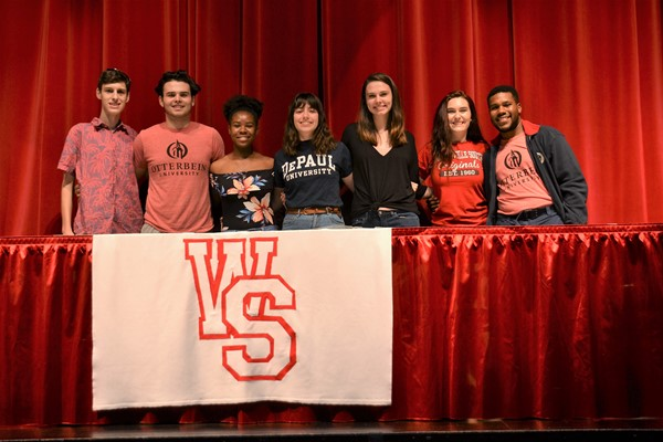 South hosts first Arts Signing Day.