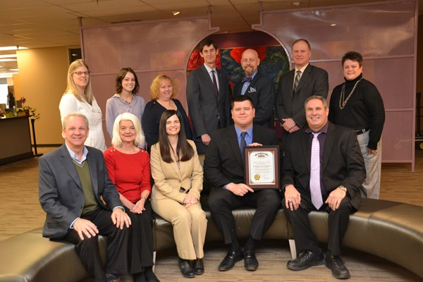 The Treasurer's Department earned its fourth consecutive Ohio Auditor of State Award with Distinction.