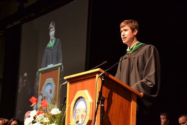 South Commencement 2016 Principal speaks