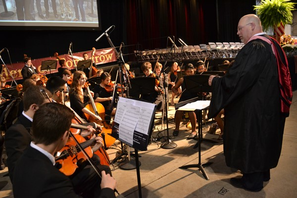 North Commencement 2016 Orchestra