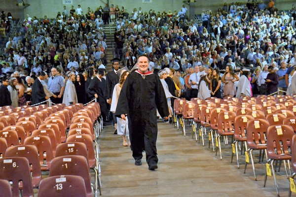 Westerville Central Graduation Class of 2017