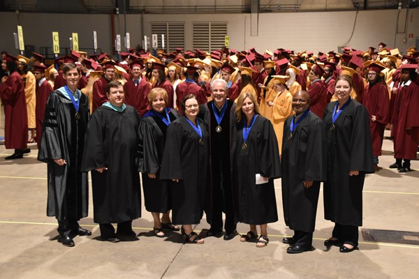Westerville North Graduation May 25, 2019