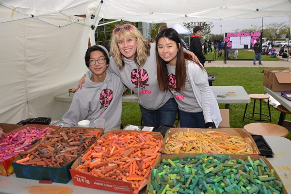 April 29th marked the 9th annual Arts Alive Festival at Westerville Central.