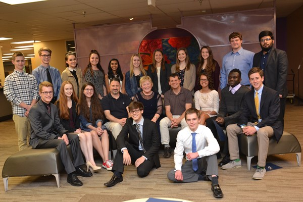 Delegates were chosen to attend Buckeye Boys and Girls State.